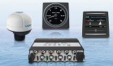 VDO AcquaLink marine gauges